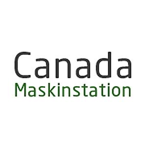Canada Maskinstation logo