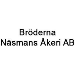 Bröderna Näsmans Åkeri AB logo