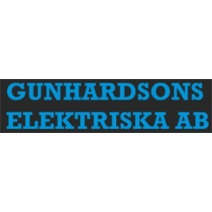 Gunhardsons Elektriska AB logo