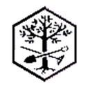 Koloniträdgårdsförbundet logo