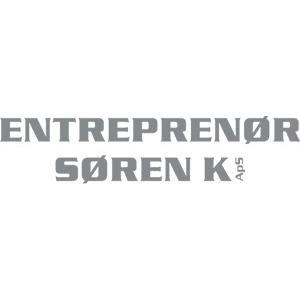 Entreprenør Søren K ApS logo