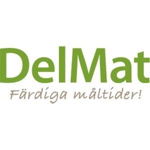 DelMat AB logo