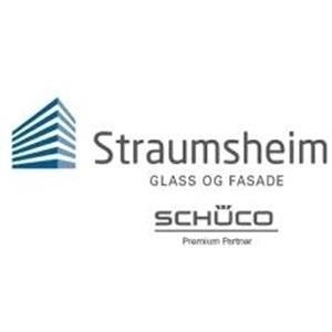 Straumsheim Glass og Fasade logo