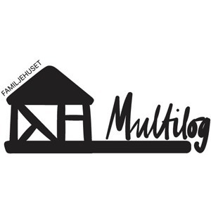 Familjehuset Multilog logo