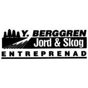 Berggrens Jord o Skogsentreprenad logo