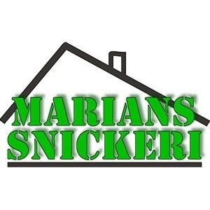 Marians Snickeri logo