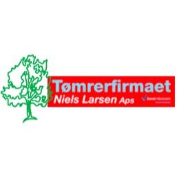 Tømrerfirmaet Niels Larsen ApS logo