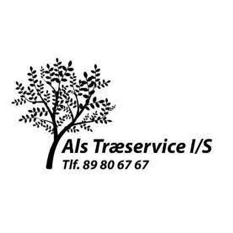 Als Træservice ApS logo