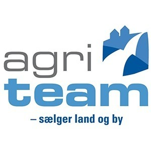 Agriteam Viborg/Aars Aps, Ejendomsmæglerfirm. Ib Bjerregaard logo