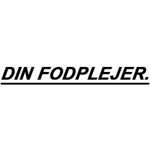 Din Fodplejer v/Pia Lund Larsen logo