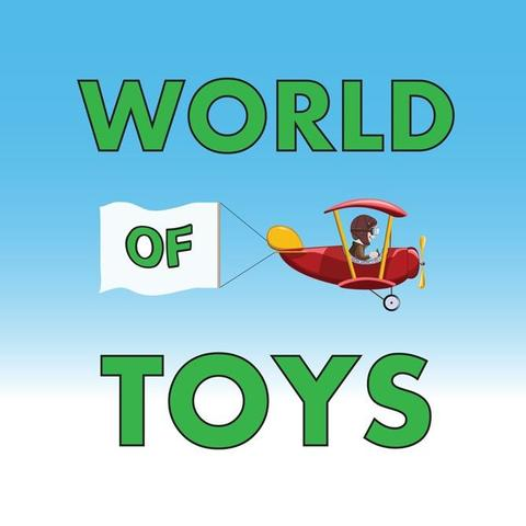 World of Toys logo