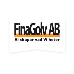 Fina Golv AB logo