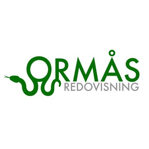 Ormås Redovisning logo