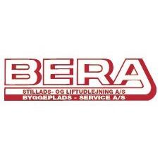 Bera Stillads & Liftudlejning A/S logo