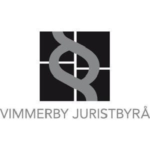 Vimmerby Juristbyrå, Stig Bäck logo