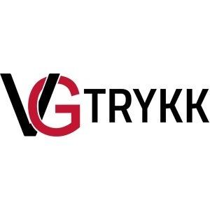 Vinger og Glåmdal Trykkeri AS logo