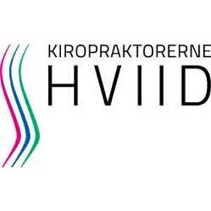 Kiropraktorerne Hviid logo