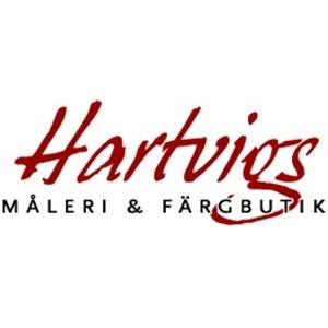 Hartvigs Måleri o. Färgbutik AB logo