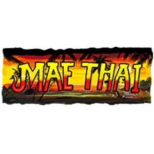 Mae Thai Mariatorget logo