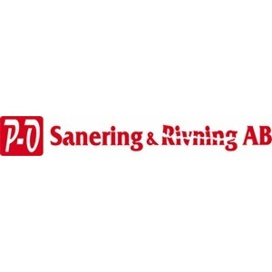 P-O Sanering & Rivning AB logo