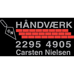 CN. Håndværk v/ Carsten Nielsen logo