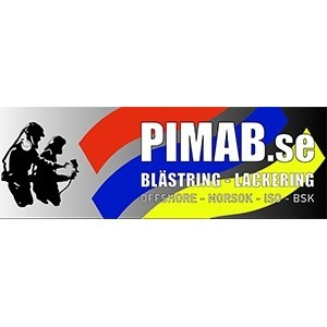 Pimab Industri & Måleritjänst AB logo