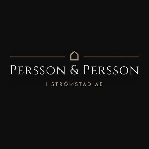 Persson & Persson i Strömstad AB logo