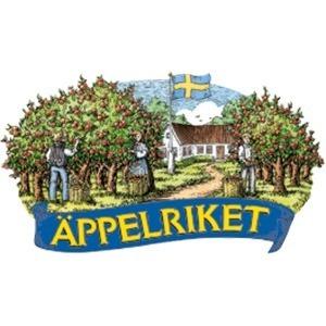 Äppelriket Österlen ek. för. logo