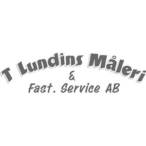 T.Lundins Måleri logo