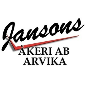 Jansons Åkeri i Arvika AB logo