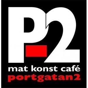 Restaurang P-2 logo