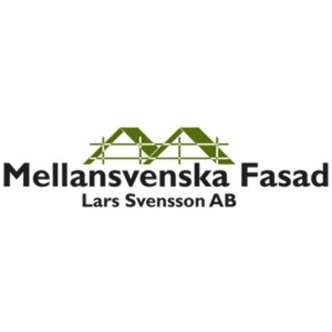 Mellansvenska Fasad logo