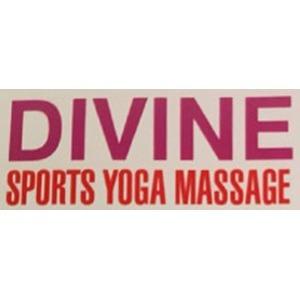 Divine Sports Yoga Massage logo