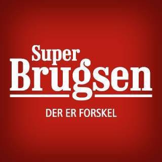 SuperBrugsen Kjellerup logo
