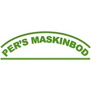 Per's Maskinbod i Eggelstad AB logo