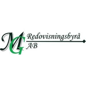 Mg Redovisningsbyrå I Karlskoga AB logo