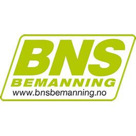 BNS Bemanning (Bemanning Nord AS) logo