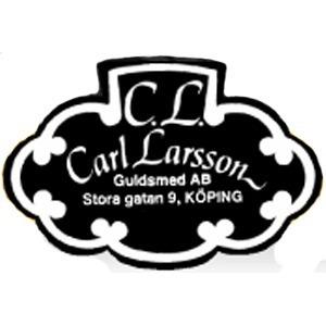 Larsson Guldsmed AB, Carl logo