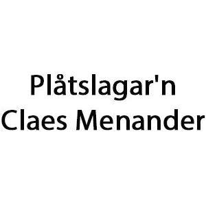 Plåtslagar'n Claes Menander logo