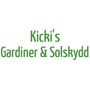 Kickis Gardiner & Solskydd logo