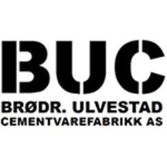 Ulvestad Brødr Cementvarefabrikk AS logo
