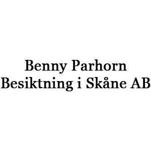 Benny Parhorn Besiktning i Skåne AB logo