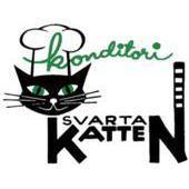 Konditori Svarta Katten AB logo