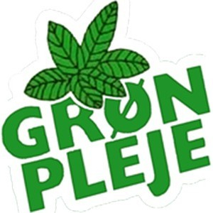 Grøn Pleje logo