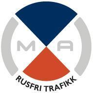 MA - Rusfri Trafikk logo