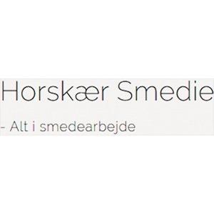Horskær Smedie logo