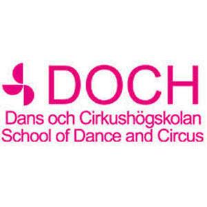 DOCH, Dans och Cirkushögskolan logo