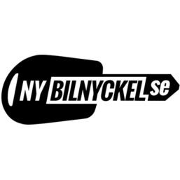 Ny bilnyckel logo