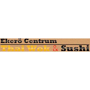 Ekerö Centrum Wok och Sushi logo