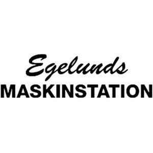 Egelunds Maskinstation logo